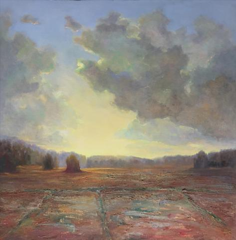 across the marsh Julie Houck
